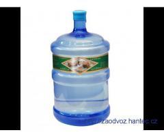 20l PET nádoby na vodu z nápojových automatů