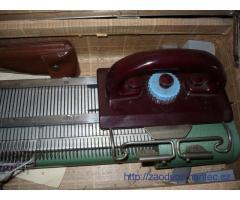 Pletací stroje - jedno nebo dvoulůžkové