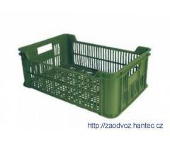 Plastové přepravky na ovoce